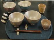 夫婦茶碗、箸置き